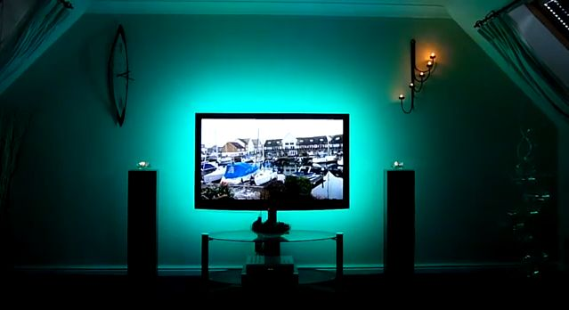 strip led rgb ruban led rgb et bandeau led rgb neon flexible led lumi re led alimentation. Black Bedroom Furniture Sets. Home Design Ideas