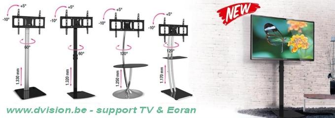 Support mural tv led support tv lcd fixation tv led samsung support tv led samsung pied - Attache murale tv ...